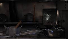Galley Kitchen (Natashatashtash) Tags: ship brisbane naval brisbanemeetup hmasdiamantina