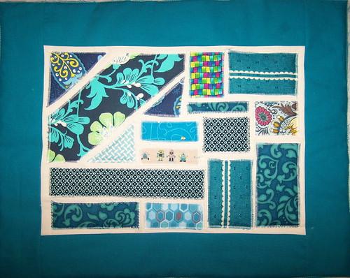 Turquoise Block
