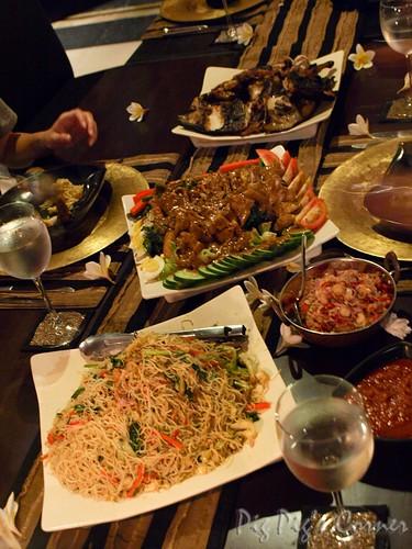 Bali Villa Ylang Ylang food 15