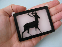 Hipster Jewelry Deer