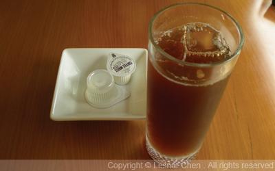 客家鐵板煎米食-自製咖啡