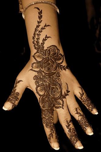 Henna patterns by clicknjoy