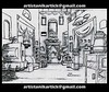 PENCIL Sketch work   Background sketch  08  Artist ANIKARTICK
