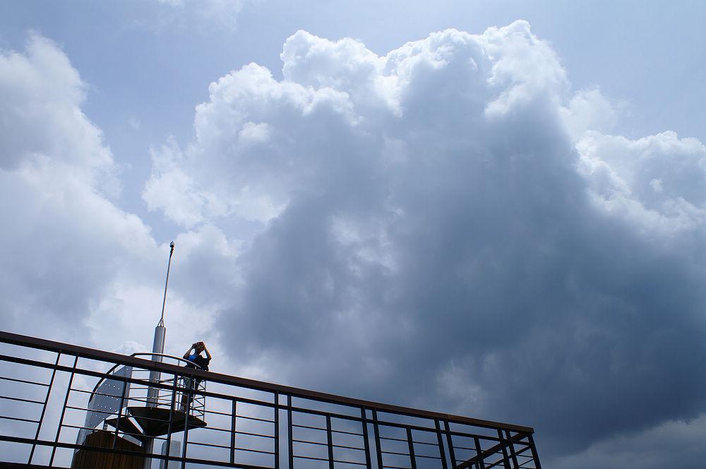 大崙頭尾091 醞釀一場雷陣雨