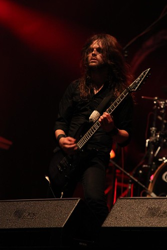 Satyricon @ Metal Camp 2009