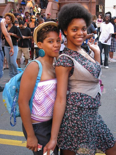 Afro Punk Block Party 7/12/09
