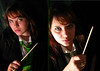 Slytherin outtakes (crystalliora ✦ vesper704) Tags: green movie book snake wand inspired harrypotter tie theme slytherin dangit ijustrememberedthatiplannedtoaddabitofmagictothetipofthewandonthese