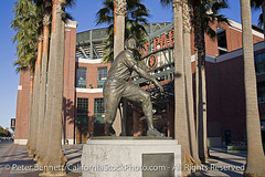AT&T Park (peterbphoto1390) Tags: sanfrancisco california ca city urban usa sports baseball stadiums unitedstatesofamerica cities sanfranciscobayarea embarcadero northamerica recreation soma southbeach sanfranciscogiants oaklandbaybridge 3compark attpark williemaysplaza peterbennett ambientimages