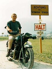 The Great Escape with Steve McQueen