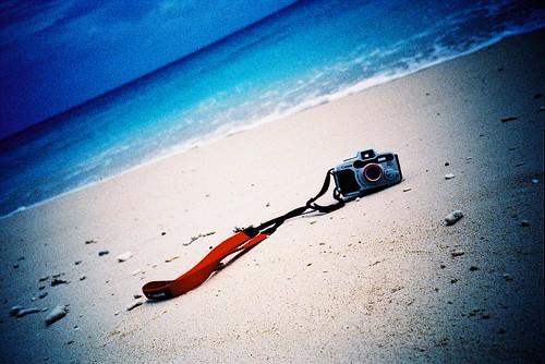 你拍攝的 【LC-A+】BOLABOG海灘。