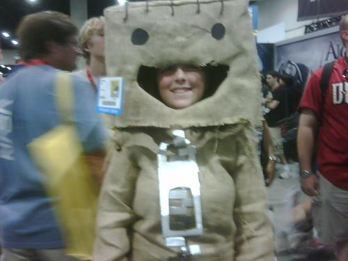 LBP @ Comic-Con 3