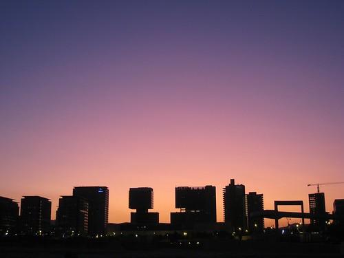 A normal skyline