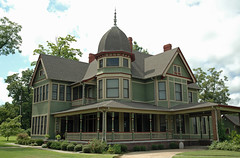 Lennox Home (stevesheriw) Tags: texas clarksville redrivercounty house victorian queenanne architecture lennoxfamilyhome 1898 lennoxhome explore