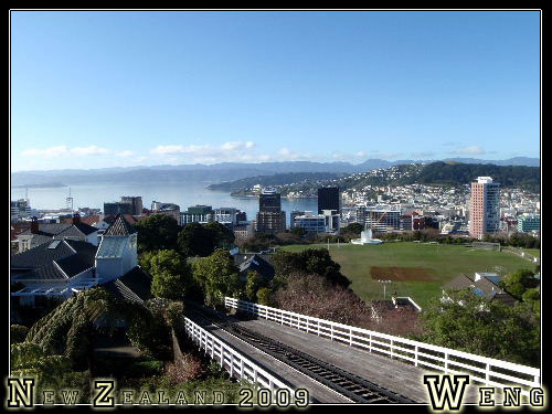 Wellington, Cable Car