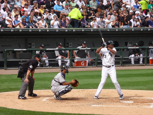 Jermaine Dye has struggled twice since July 28 and is slugging .267 and has an OPS of .542 since the All Star break.