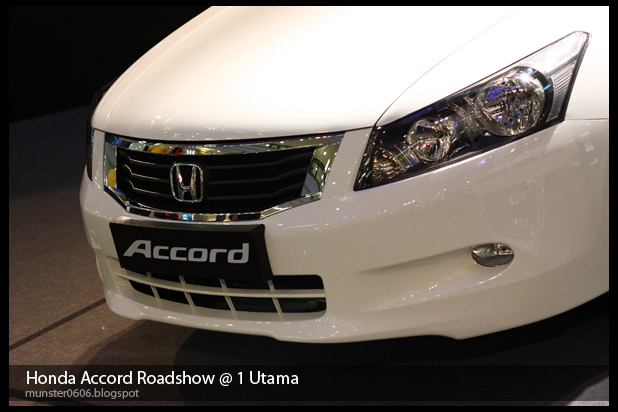 New Honda Accord 2009