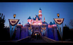 When you wish upon a star (isayx3) Tags: pink blue people castle night nikon exposure song disneyland disney explore 24mm nikkor frontpage pinocchio f28 d3 fantasyland sleepingbeautyscastle wishuponastar plainjoe isayx3 utstandingimages