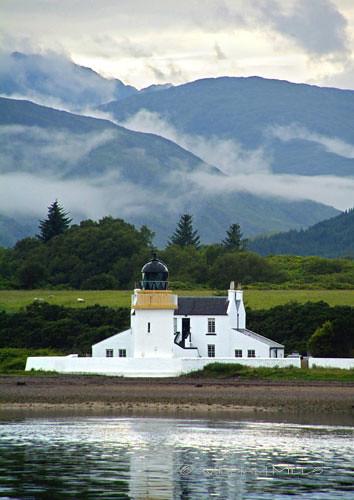 Lighthouse and Mist