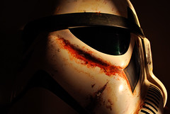 Sand Heat Dust & Troops (S c o r p) Tags: star back bucket return empire jedi stormtrooper 501st wars strikes legion trilogy tk tatooine sandtrooper