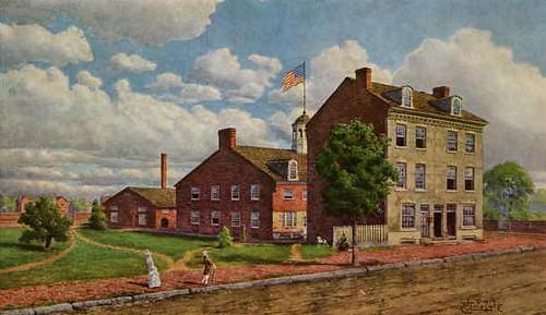 Dunsmore 1st Philadelphia Mint