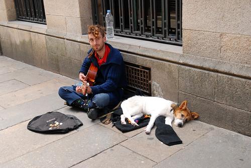 Santiago de Compostela: Spanish Guitar