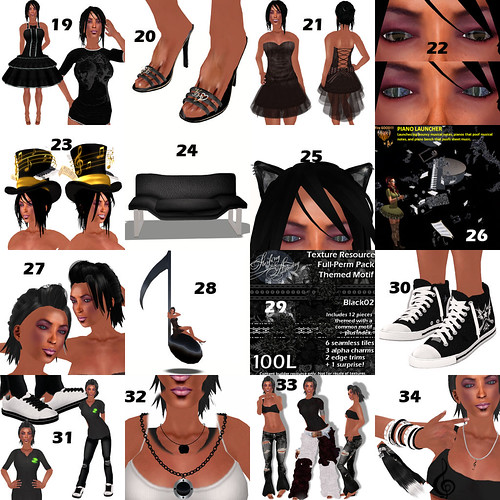 Black Keys 19-34