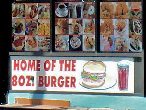 Not 80% Burger