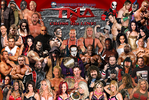 tna wallpaper. TNA Superstars 1
