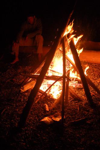 DSC_5400 Beach fire