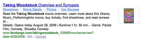 Yahoo SearchMonkey