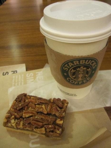 Emergency Starbucks