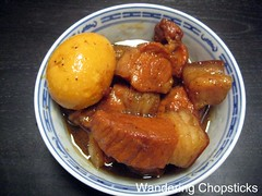 Thit Kho Trung  (Vietnamese Braised Pork with Eggs) 1