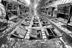 Gehry Dsseldorf 1 (MitjaSchneehage) Tags: canon tamron dsseldorf weitwinkel 50d 1024mm