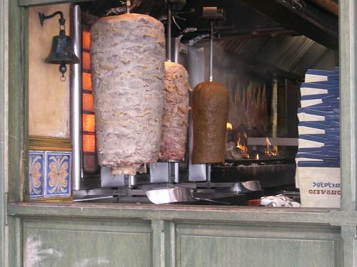 doner kebab thessaloniki