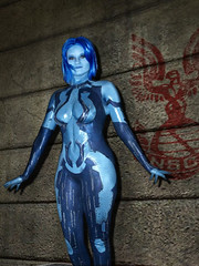 UNSC_Cortana_VI (Liquidfire3) Tags: 3 cosplay halo cortana