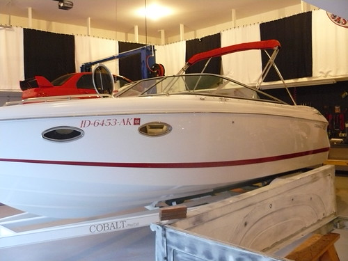 "<div> <font face=""Verdana"" size=""2""> 2005 Cobalt 255 Cuddy Cabin Boat Price: ..."