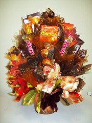 Harvest (Candy Bouquet) Tags: fall candy chocolate gift present bouquet