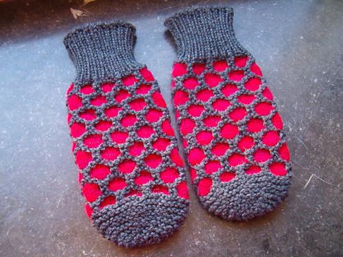 Newfoundland mittens
