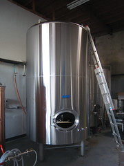 Ramping up - new 90-barrel tank