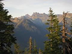 Gold Creek Peaks