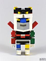 CubeDudes Voltron