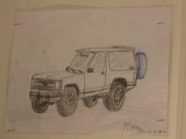door 2 chevrolet 4x4 1991 blazer s10