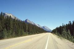 The glacier highway - Alberta aug. 1994 (anver44) Tags: toronto canada tower film vancouver cn island montreal slide victoria niagara falls scan glacier alberta british diapositiva cascate cascata ghiacciaio colmbia