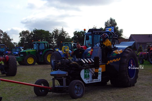 Tractor Pull Power