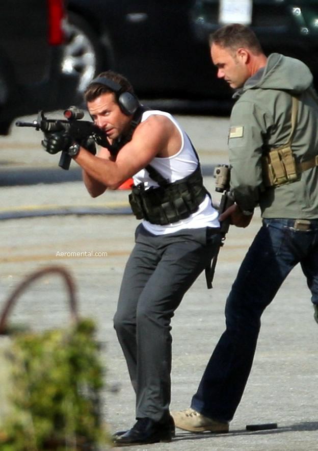 película Los Magníficos Bradley Cooper 7