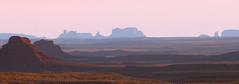 Monument Valley from Valley of the Gods, UT (johnhayes5032) Tags: sunset arizona southwest utah nationalpark sandstone desert canyonlands navajo redrock monumentvalley mesa fourcorners valleyofthegods scenicdrive