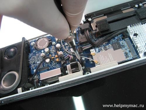 Информационный кабель матрицы iMac