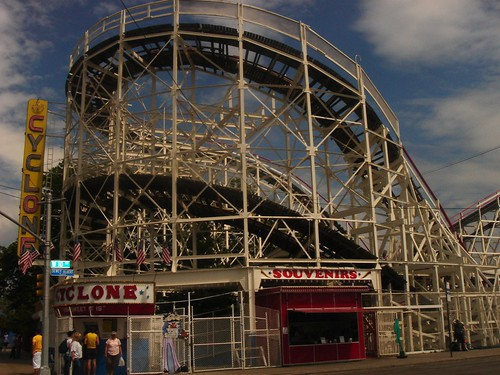 The Cyclone Coney ISland