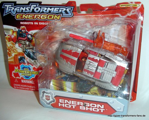 PowerLinx Hotshot Energon Combat-Class  Transformers 001