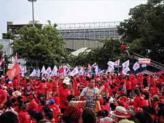 October 11, 2009 (after April 13) Tags: red thailand politics redshirts nudd prodemocracy udd